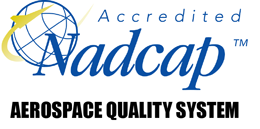Nadcap Aerospace Quality System Accredited