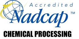 ACCREDITED NADCAP CHEMICAL PROCESSING